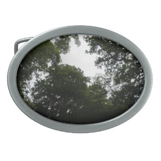 Creepy Forest Belt Buckle