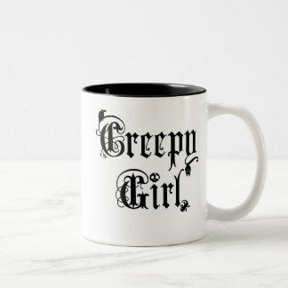Creepy Girl Mug