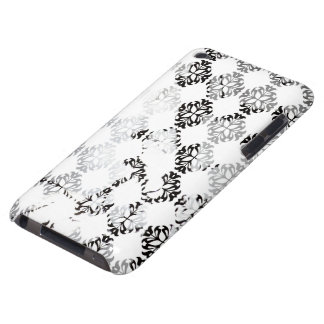 Creepy Halloween Damask Silhouette Branches & Mist Barely There iPod Cover