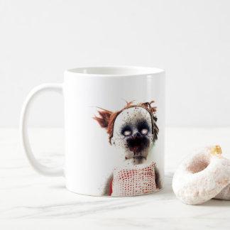 Creepy Halloween Mug