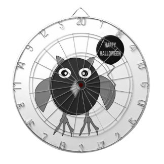 Creepy Halloween Party Owl Dart Board