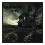 Creepy Haunted House Halloween Party