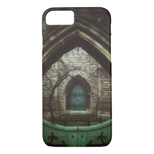 Creepy Old Gothic Church Case