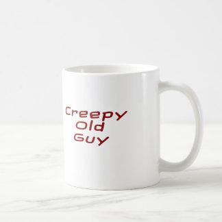 Creepy Old Guy Coffee Mug