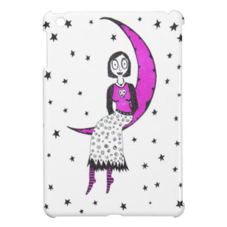 Creepy Over The Moon And Stars iPad Mini Case
