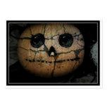 Creepy  Pumpkin Jack-o-Lantern