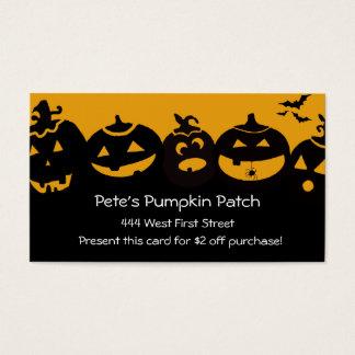 Creepy Pumpkin Patch...