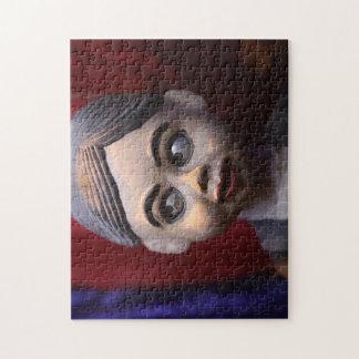 Creepy Puzzles - Ventriloquist Dummy