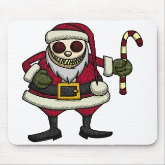 Creepy Santa Mousepad