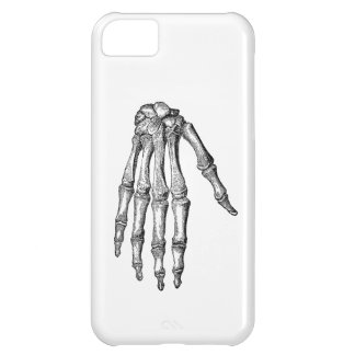 Creepy Skeleton Hand Case For iPhone 5C