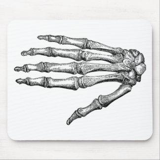 Creepy Skeleton Hand Mousepads