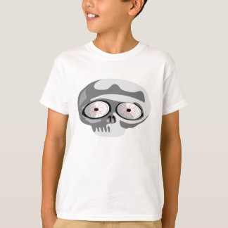 Creepy Skull T-Shirt