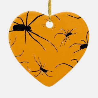 Creepy Spiders Christmas Ornament