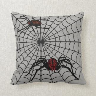 Creepy Spiders Cushion