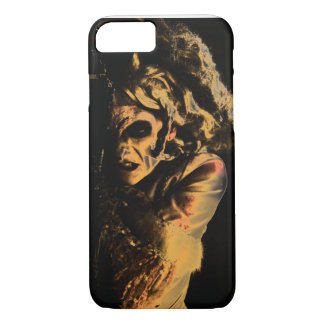 Creepy Undead Drag Queen iPhone 7, Barely There iPhone 7 Case