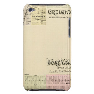 Creighton and West Niobrara, Nebraska Case-Mate iPod Touch Case