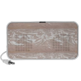Creme Silver Sparkle Plane or Add Text n Image iPhone Speaker