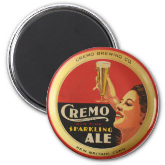 Cremo Brewing Co. Sparkling Ale Magnet