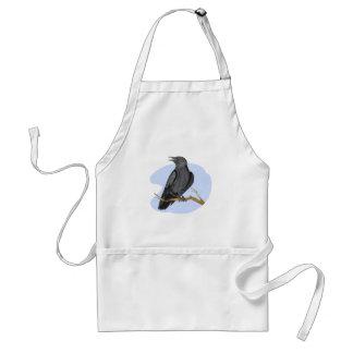Crennie Crow Standard Apron