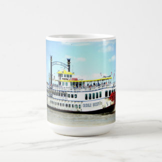 Creol Queen Steamboat  New Orleans  Mug
