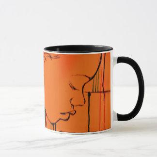 Creole Rain - Yellow II Mug