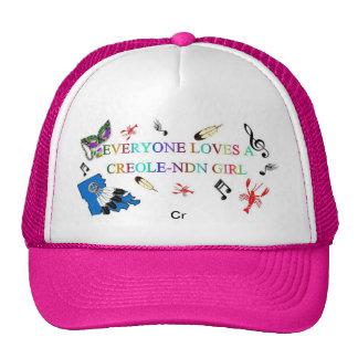 Creolebelle Mesh Hats