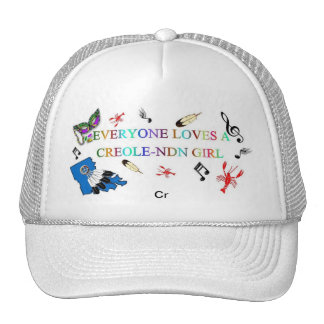 Creolebelle Mesh Hat