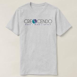 Crescendo Gray T-Shirt
