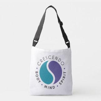 Crescendo Powered by Maqui Crossbody Bag