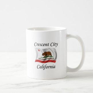 Crescent City Basic White Mug
