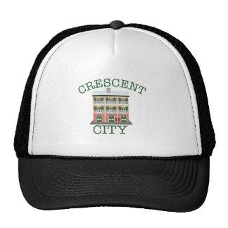 Crescent City Building Trucker Hat