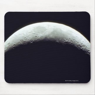 Crescent Moon Mouse Mat
