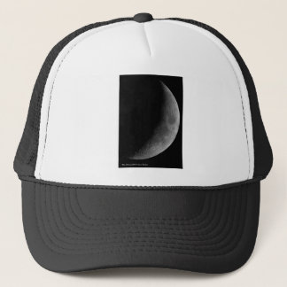 Crescent Moon Trucker Hat