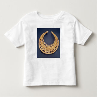 Crescent shaped pectoral from Tolstaya Mogila Toddler T-Shirt