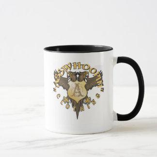 crest design glassware