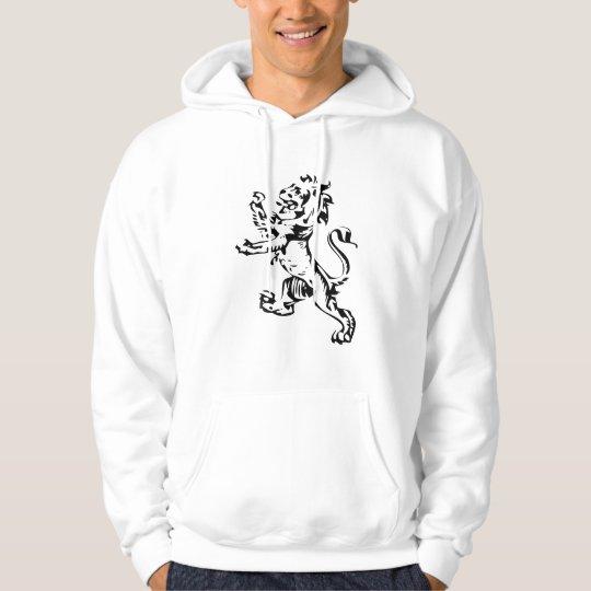 crest lion hoodie