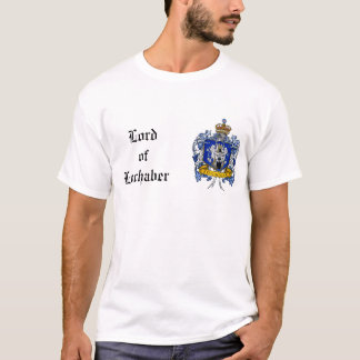 crest, Lord of Lochaber T-Shirt