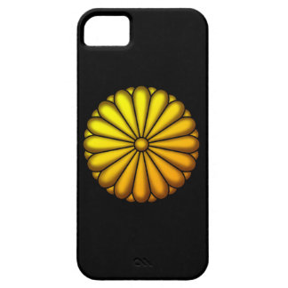 Crest of chrysanthemum case for the iPhone 5