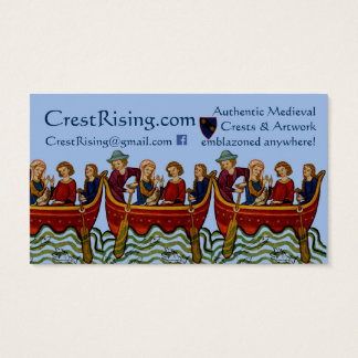 Crest Rising Business Card IV