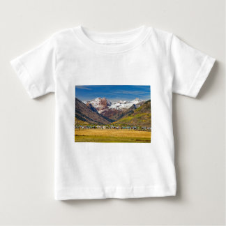 Crested Butte Colorado Autumn View Shirts