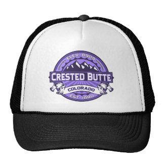 Crested Butte Violet Cap