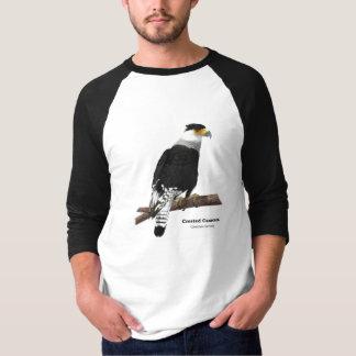 Crested Caracara Jersey T-Shirt