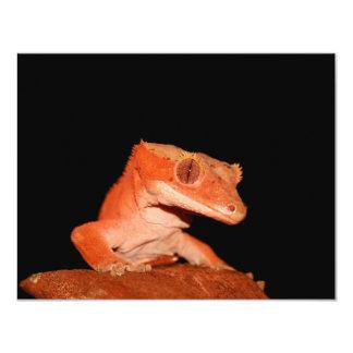 crested gecko card