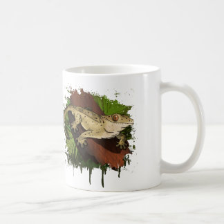 Crested Gecko Coffee Mug