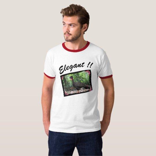 Crested Guan T-Shirt