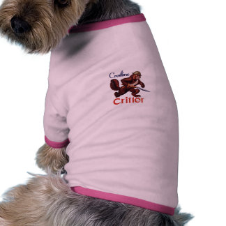 Crestline Critter Gear Dog T-shirt