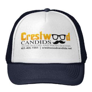 Crestwood Candids Trucker Hat