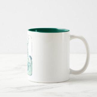 Cretan Rubbing Coffee Mugs