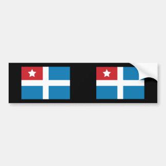 Cretan State Greece Bumper Stickers