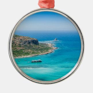 Crete 2 christmas ornament
